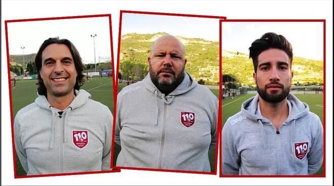 riviera24 - Gianfranco Massullo, Fabrizio De Marchi e Alessandro Zanini.