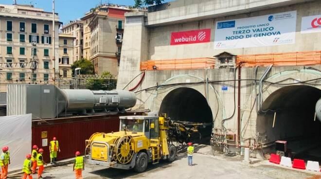 riviera24 - Nodo ferroviario di Genova