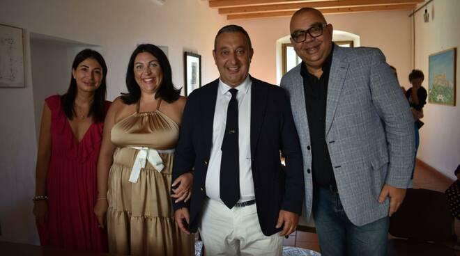 riviera24 - Massimiliano Iacobucci e Federica Cozza
