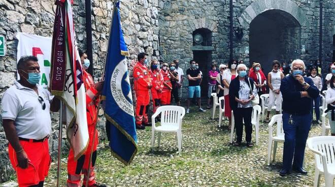 riviera24 - Messa per la Croce Bianca