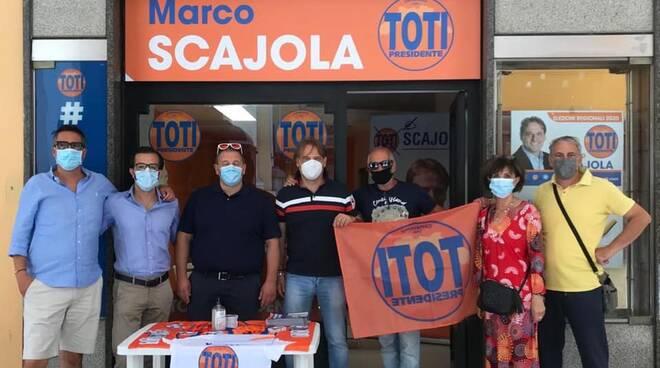 riviera24 - Movimento Cambiamo con Toti Presidente