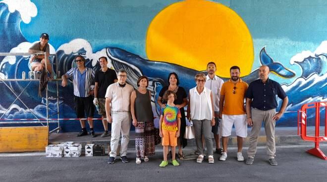 riviera24 - Murales a Vallecrosia