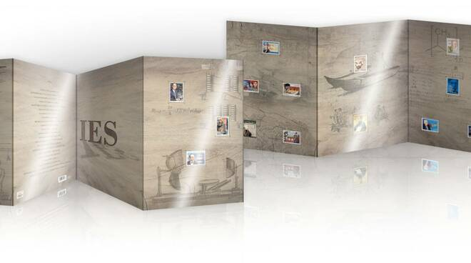 riviera24 - Poste Italiane folder