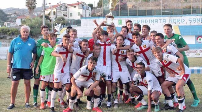 riviera24 - Torneo Internazionale Carlin's Boys Genoa 2019