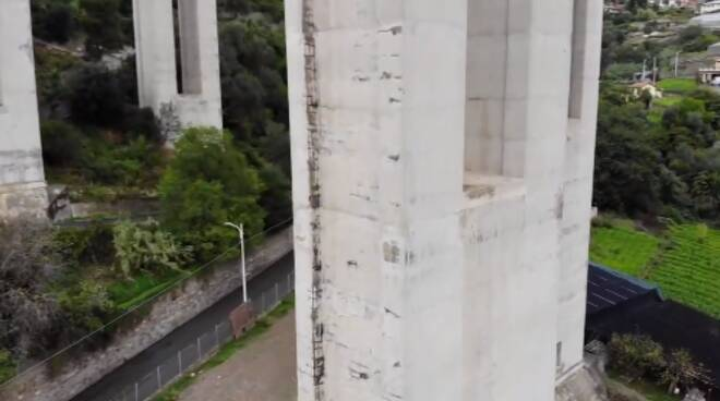 "riviera24 - Viadotto ""rio del ponte"""