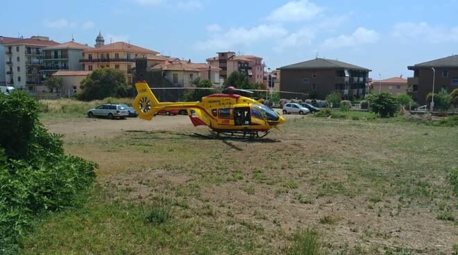 Rivierae24 - Riva, elisoccorso per donna ferita