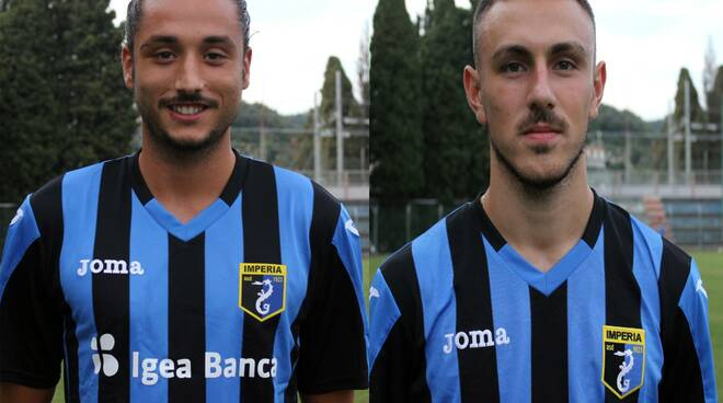 Samuele Sassari e Matteo Martelli