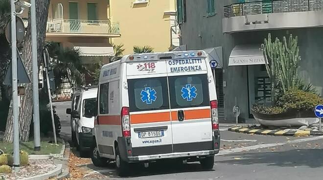 soccorsi Ospedaletti
