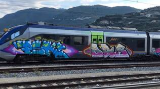 treno jazz graffiti