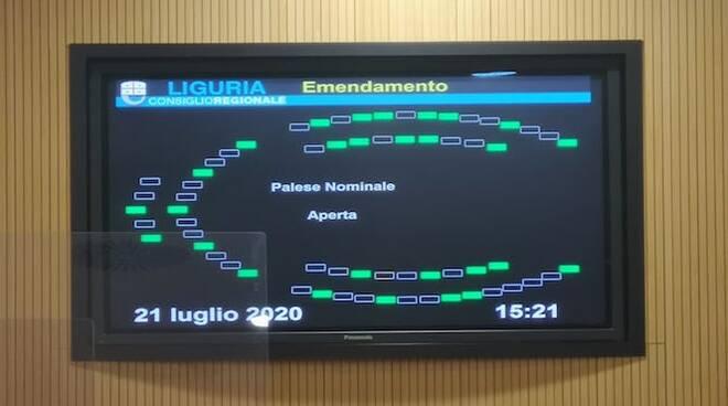 votazione legge elettorale