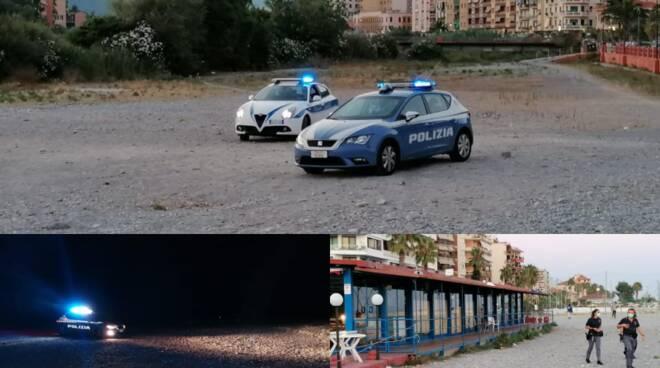 controlli polizia ventimiglia