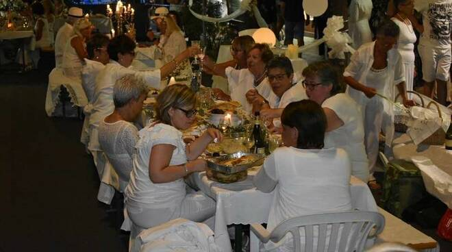 cena in bianco diano marina 2019