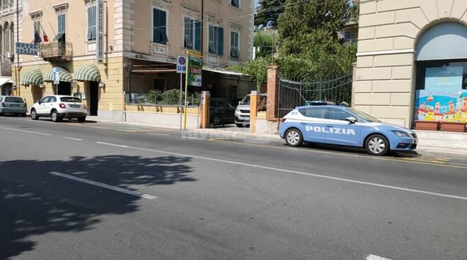 cadavere ritrovato hotel italia