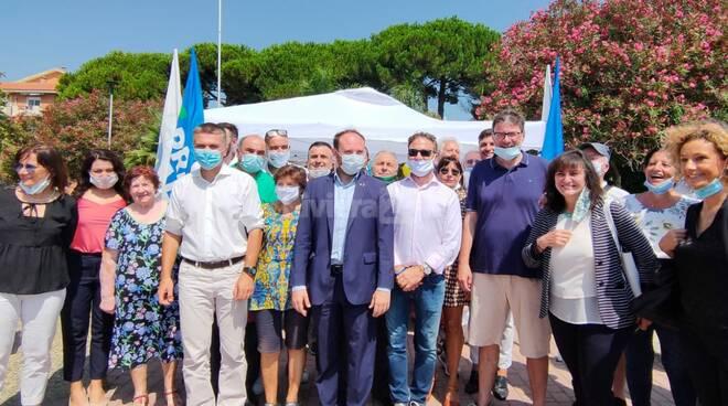 Lega San Bartolomeo al Mare vicesegretario Giorgetti