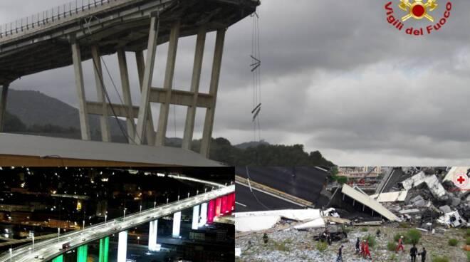 ponte Morandi Genova San Giorgio
