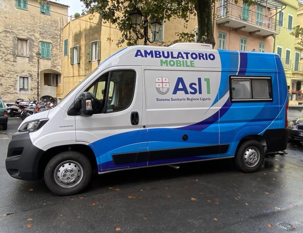 riviera24 - Ambulatorio mobile Asl1