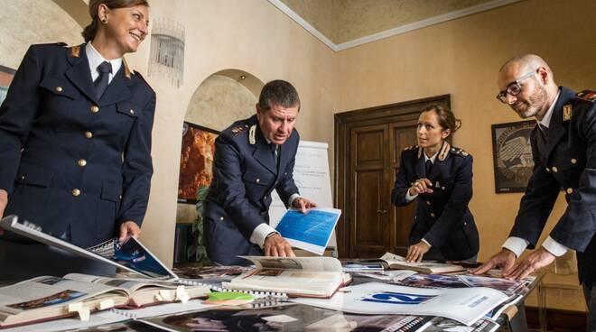 riviera24 - Calendario 2021 della Polizia di Stato