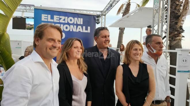 riviera24 - Cambiamo con Toti Presidente a Sanremo