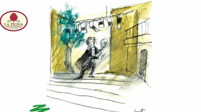 riviera24 - Civ La Pigna l'antico borgo di Sanremo