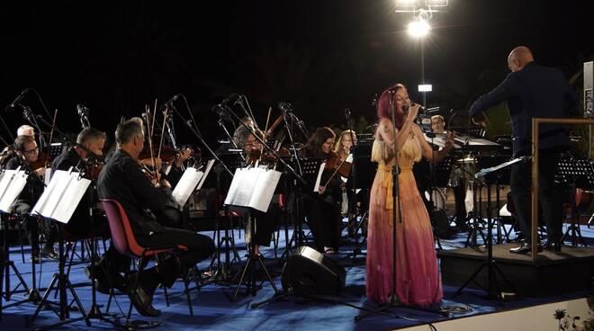 riviera24 -Clarissa Vichie Orchestra Sinfonica di Sanremo