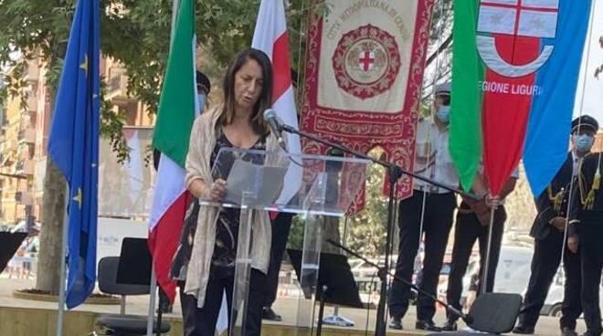 riviera24 - Commemorazione delle vittime del ponte Morandi