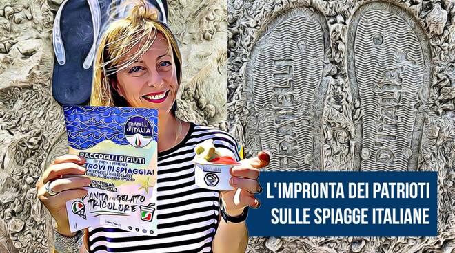 riviera24 - Giorgia Meloni