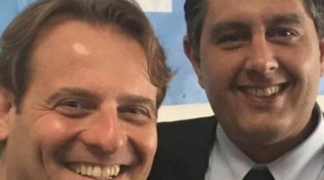riviera24 - Giovanni Toti e Marco Scajola