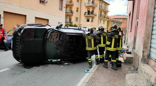 riviera24 - Incidente a Imperia
