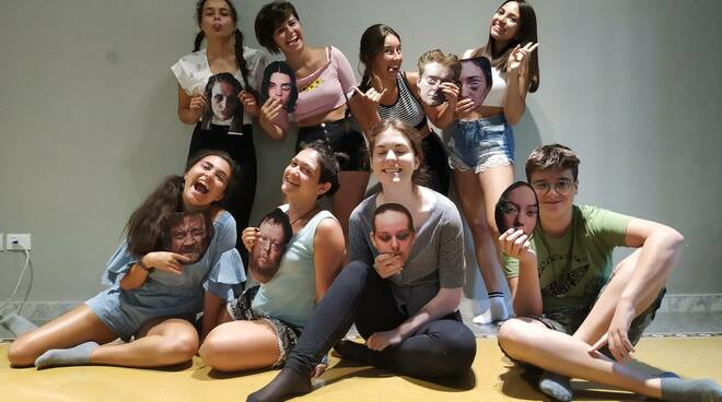 riviera24 - Laboratorio teatrale a Floriseum