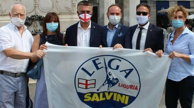 Riviera24- Lega regionali 2020
