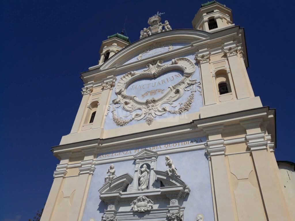 Riviera24 -Messa alla Madonna della Costa