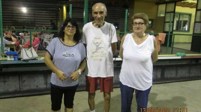 riviera24 - Natalia, Eduardo e Lia vincitori di gara delle casseruole