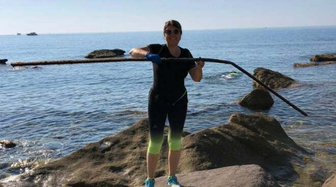 Riviera24- Plastic hunt bordighera
