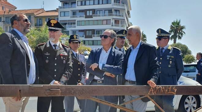riviera24 - Prefetto Intini a Ventimiglia
