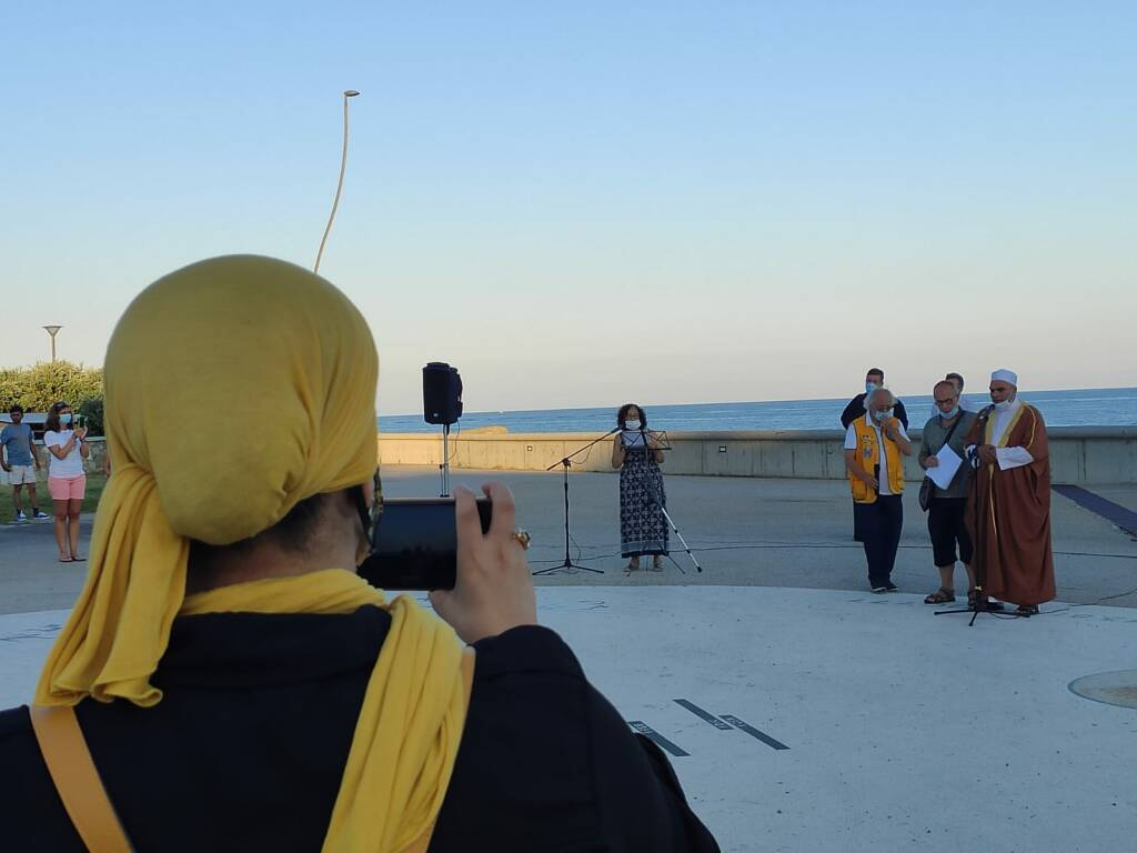 riviera24 - preghiera multireligiosa a pian di nave