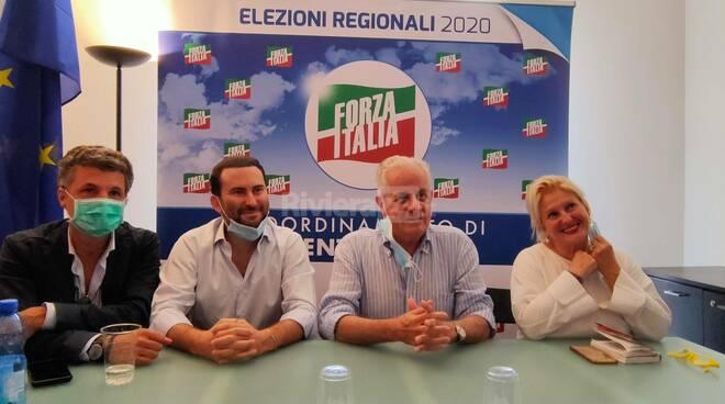 Riviera24-Presentazione candidata Forza Italia a Ventimiglia