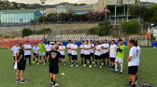 riviera24 - Raduno agosto Ospedaletti Calcio
