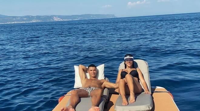 riviera24 - Ronaldo a Portosole