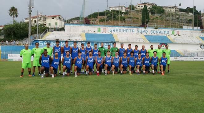 riviera24 - Sanremese Calcio squadra 2020-2021