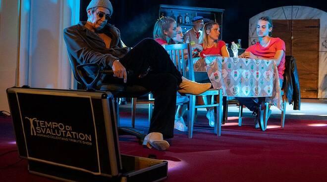 """riviera24 - """"Tempo di Svalutation – Adriano Celentano Tribute Show"""""""