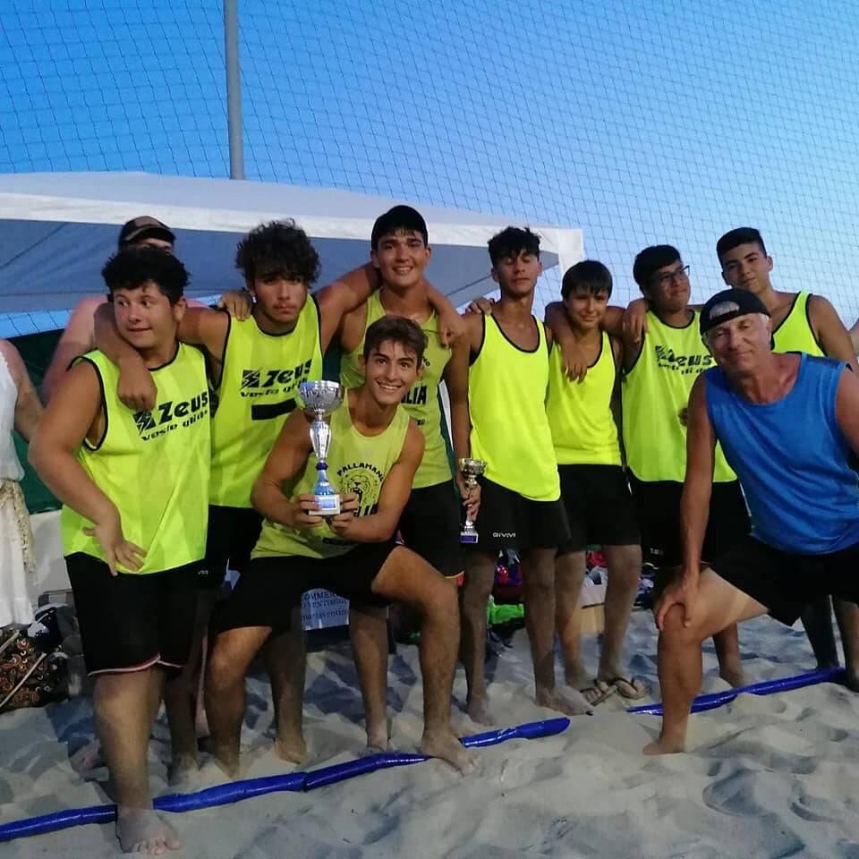 """riviera24 - Torneo Internazionale di Beach Handball """"Trofeo  Cala del Forte"""" di Ventimiglia"""