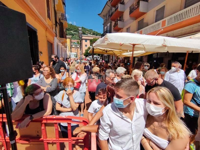 riviera24 - visita salvini ventimiglia
