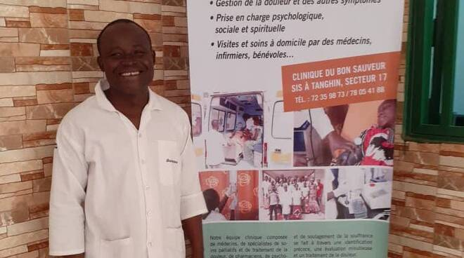 ambulanza ponente Burkina Faso