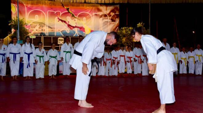 Asd Karate Arma Taggia