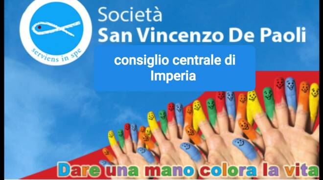 La Società di San Vincenzo de Paoli di Imperia celebra la giornata della carità