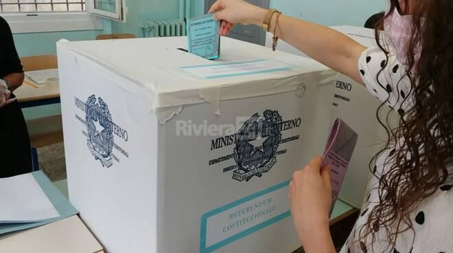 elezioni covid seggio