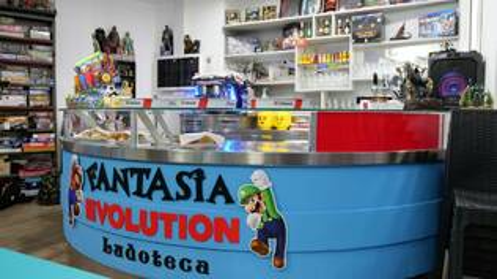 Fantasia Evolution nerd