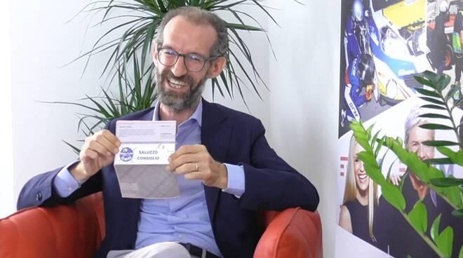 Fabio Natta appello al voto