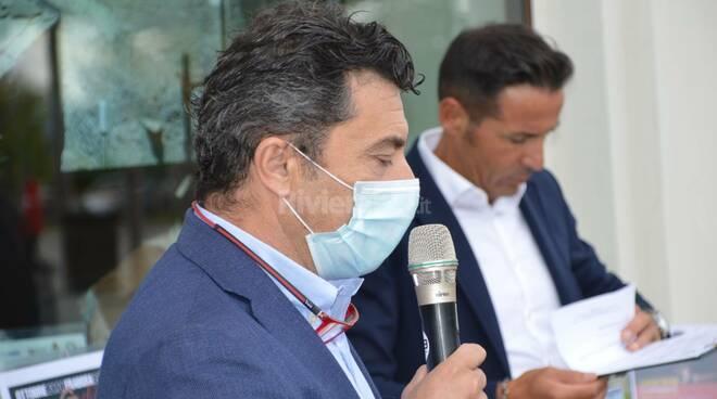 Adriano Bertolino sindaco Frabosa Sottana