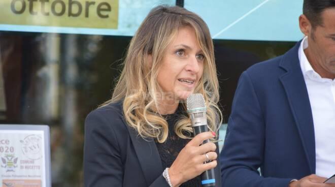 Giulia Negri sindaco Roburent